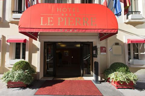 Hotel le pierre Paris