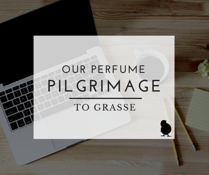 header image for perfume pilgrimage to grasse