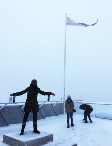 A-snowy-day-Ski-Museum-Oslo