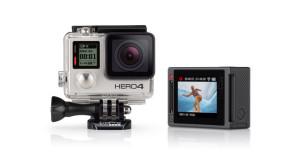 GoPro Hero 4 Camera Image taken from shop.gopro.com