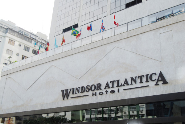 Windsor Atlantica, Copacabana