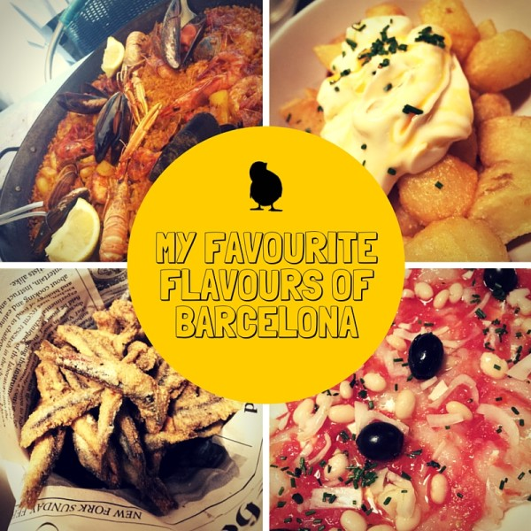 My Favourite Flavours of Barcelona