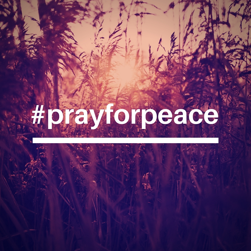 pray for peace picture