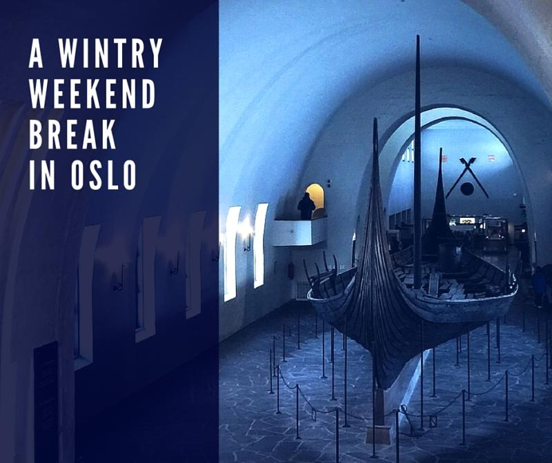 Weekend break in Oslo