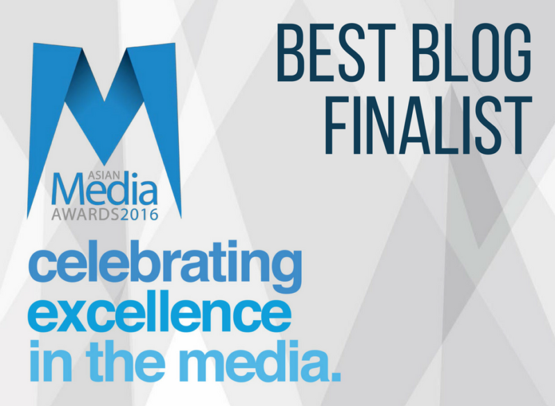 asian media awards best blog finalist