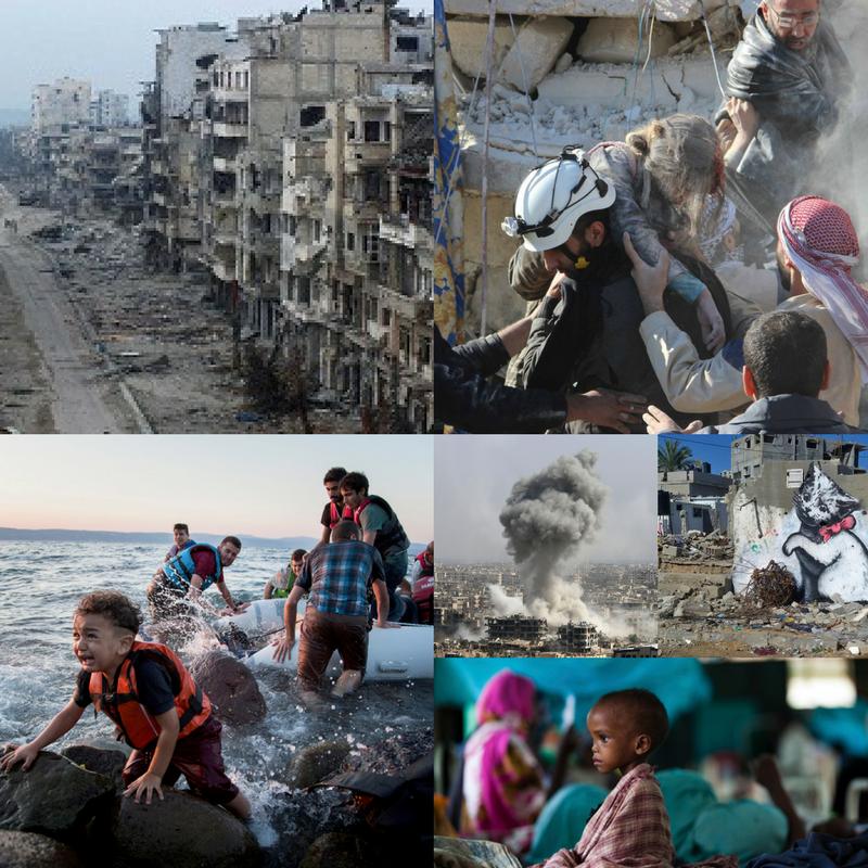 images of war syria, palestine, somalia