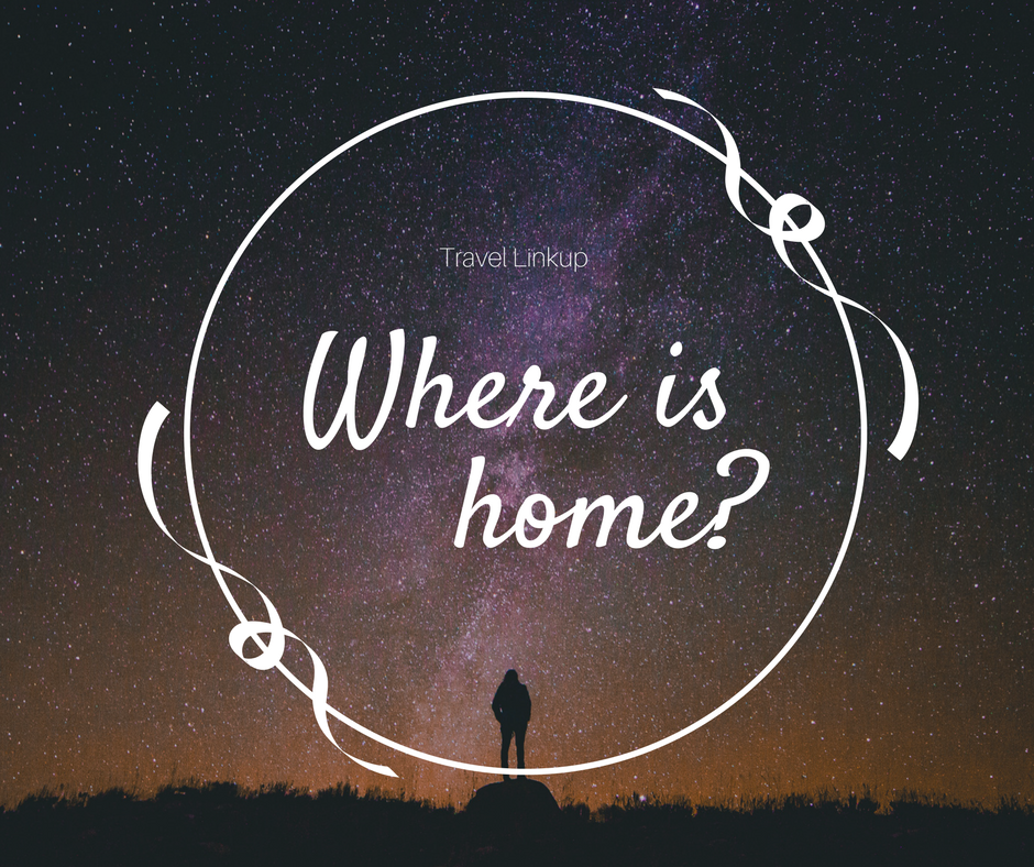 June Travel linkup: Home