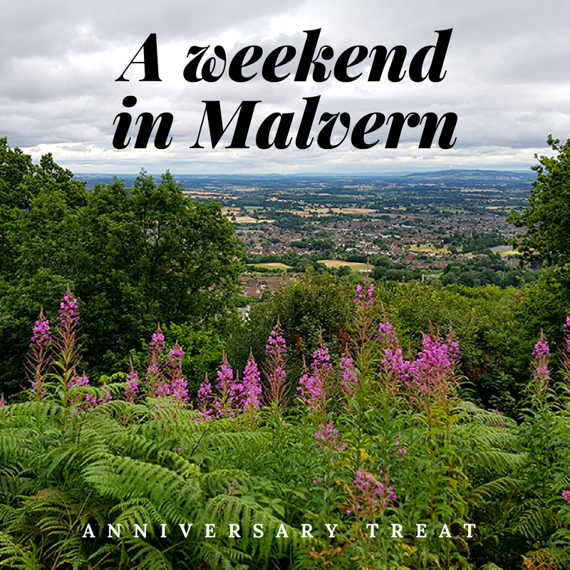 Weekend in Malvern