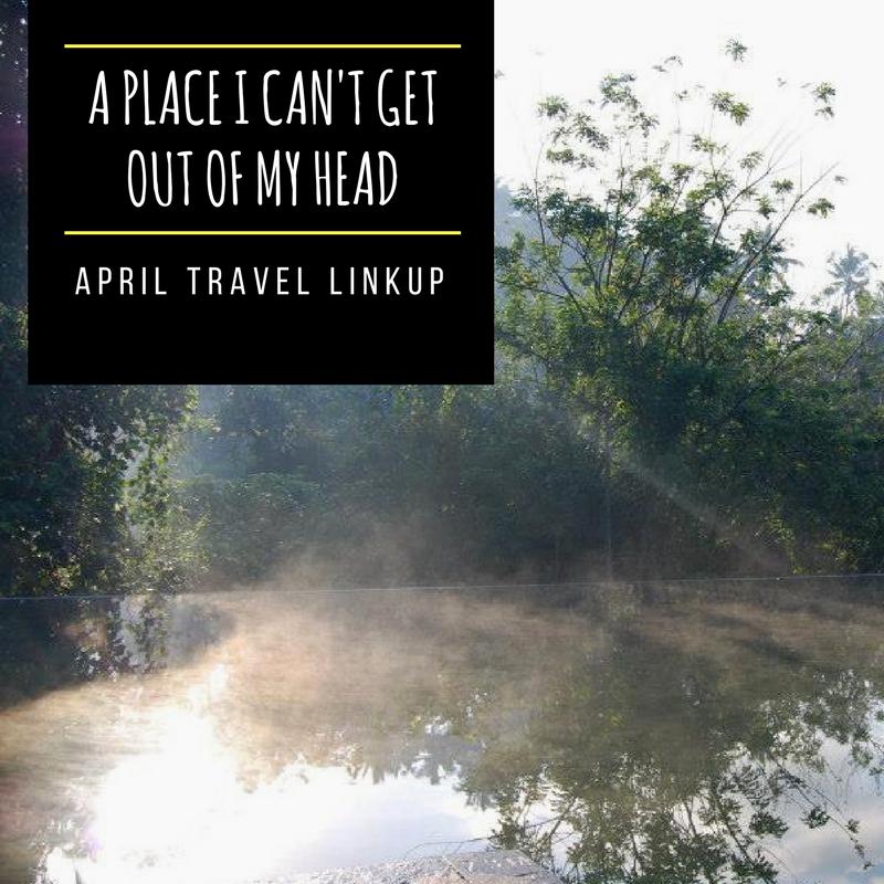 April Travel Linkup