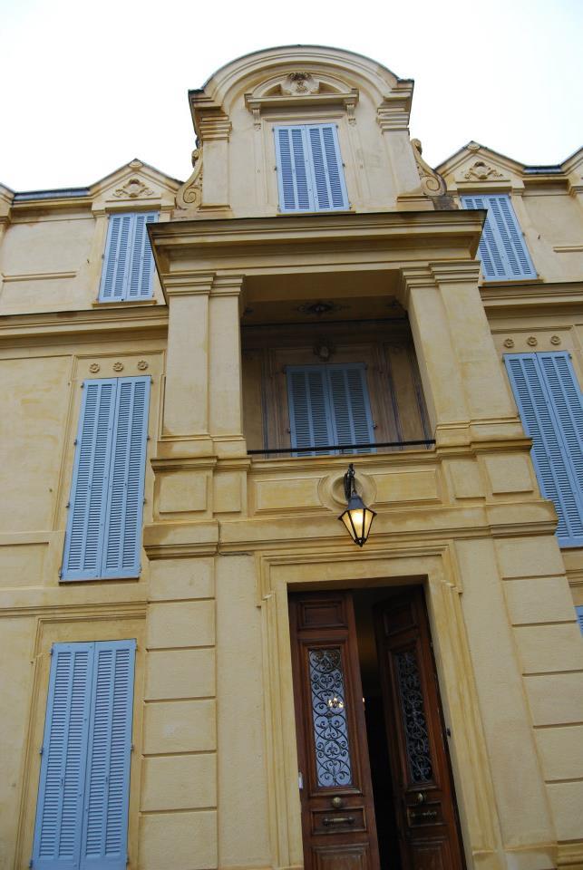 A Grand Villa in Grasse