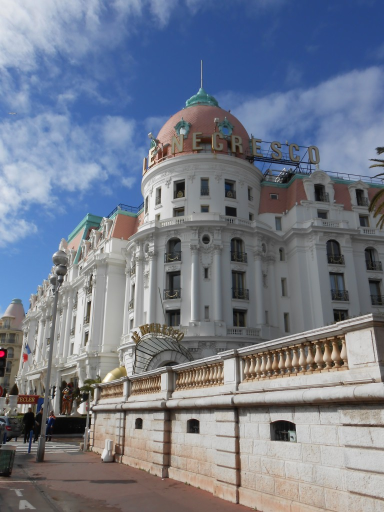 A night at Le Negresco, an art-lovers wonderland