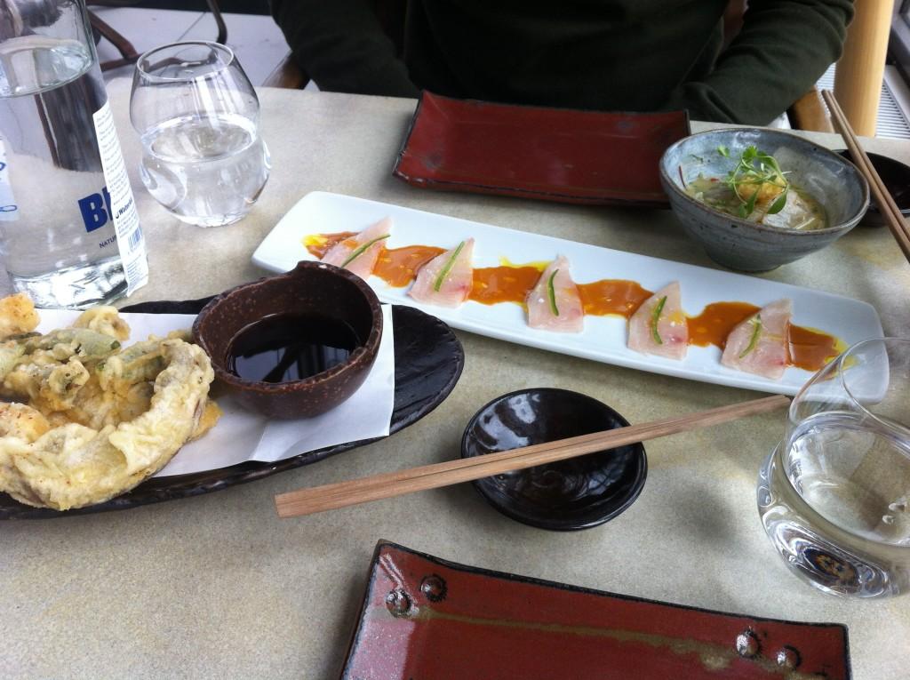 Review: Sushi Samba: Sushi with a view