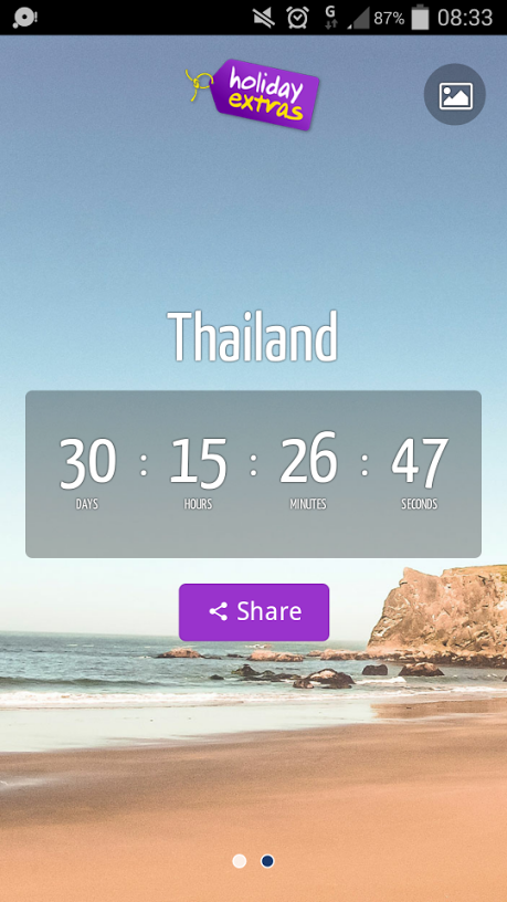 Thailand… here we come!