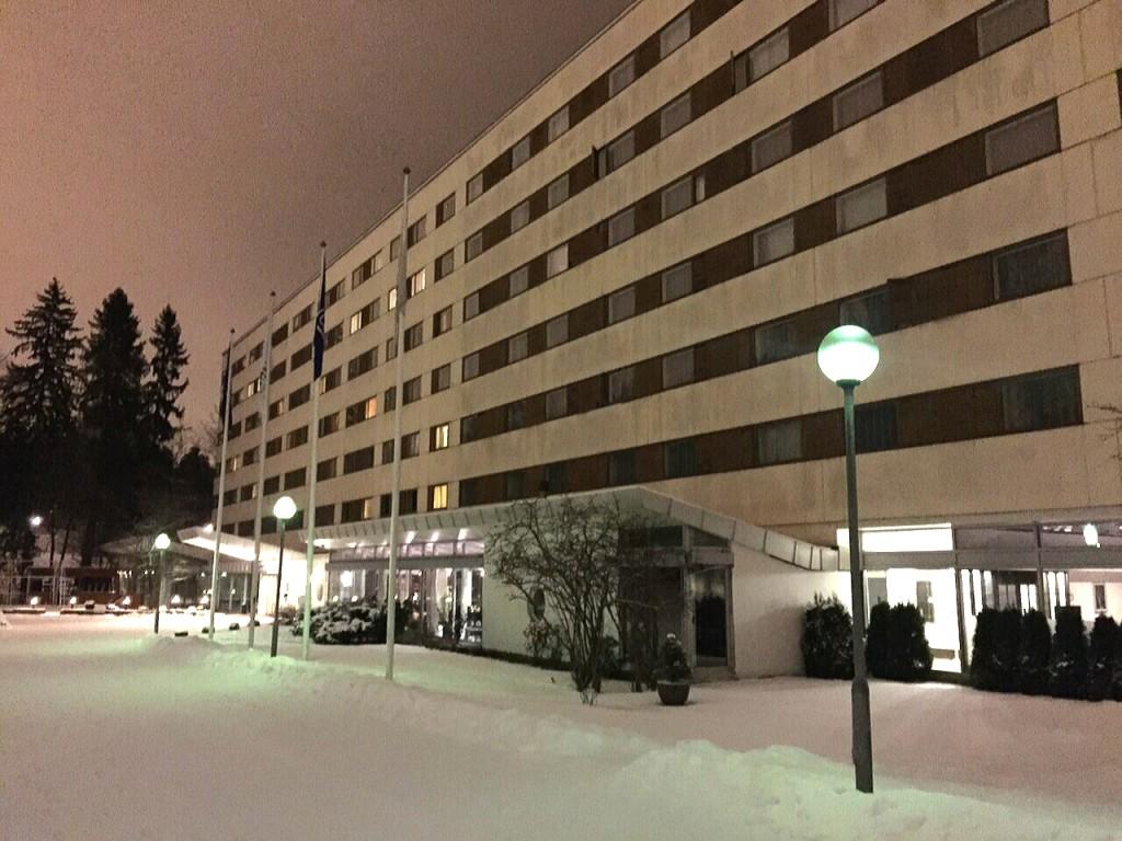 Hidden away in Fornebu: The Radisson Blu Park Hotel Oslo