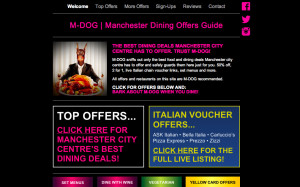 M-Dog-Manchester-Website