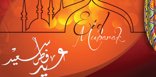 It's here… Eid Mubarak everyone!