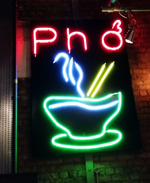 Pho Manchester – My first meal in the Corn Exchange