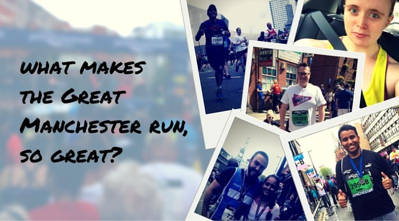 What makes the Great Manchester Run, so Great?
