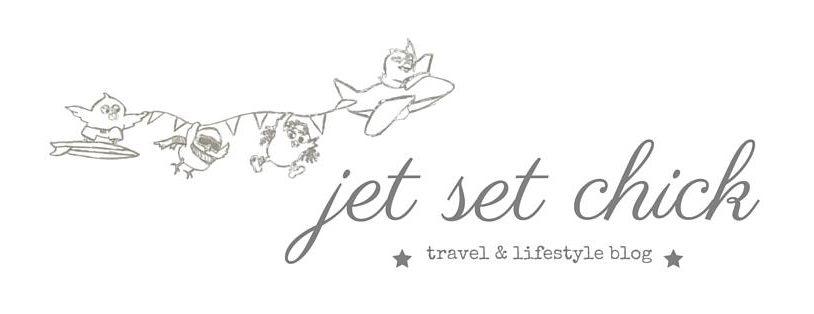 jet set chick