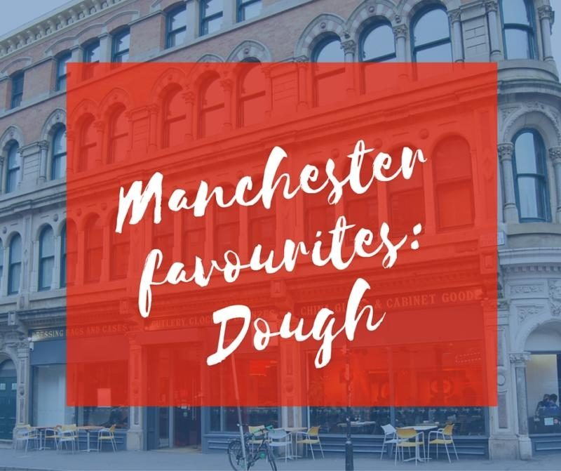 Dough Manchester restaurant and food review jet set chick