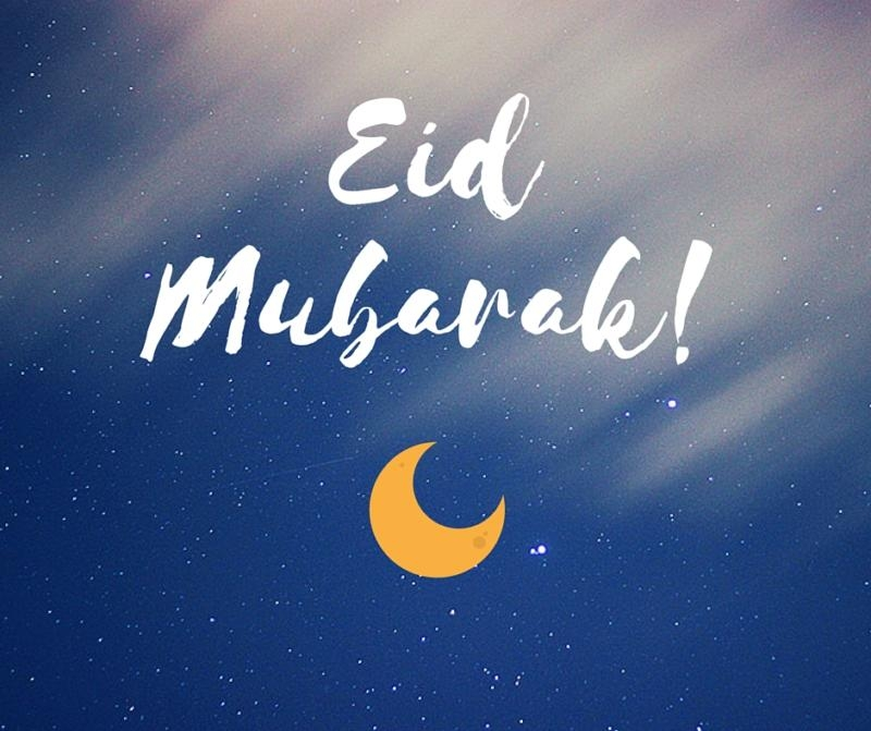 Eid Mubarak !!