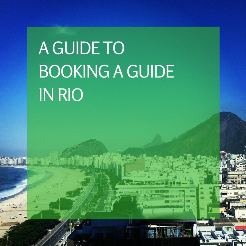 rio tour, booking a private guide in Brazil