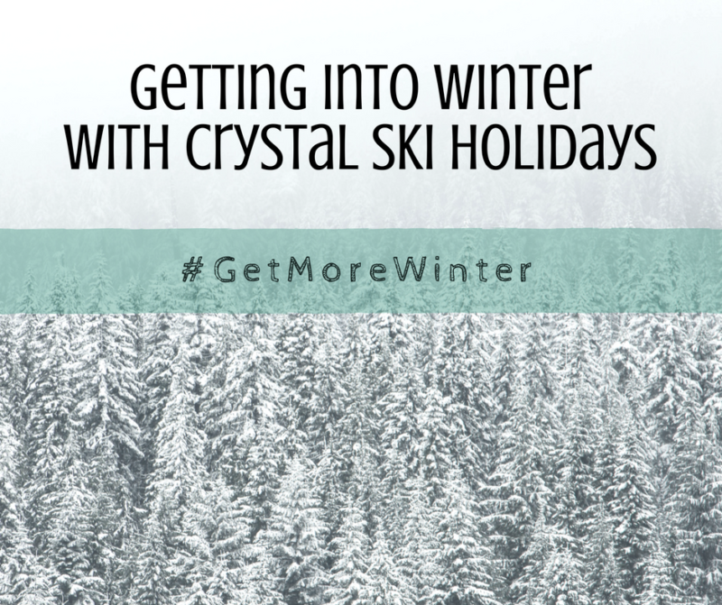 Get more winter with Crystal Ski Holidays