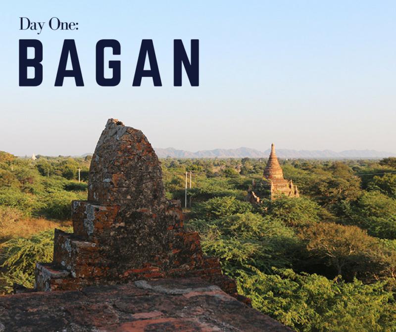 Bagan Temples & Village Life