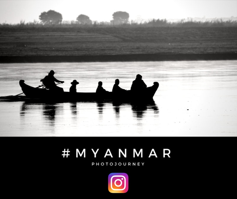 Myanmar Photo journey on Instagram