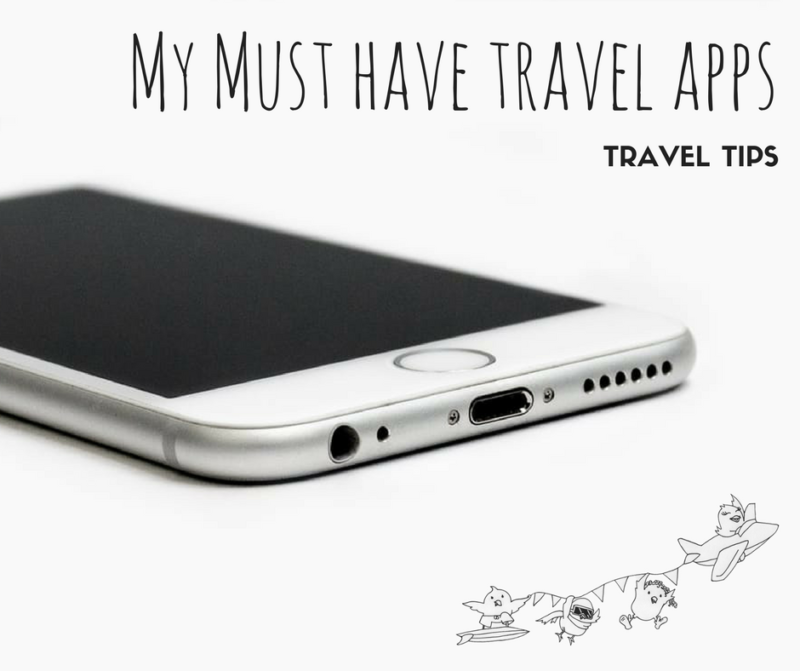Must have apps for travellers