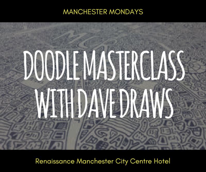 Dave Draws Masterclass