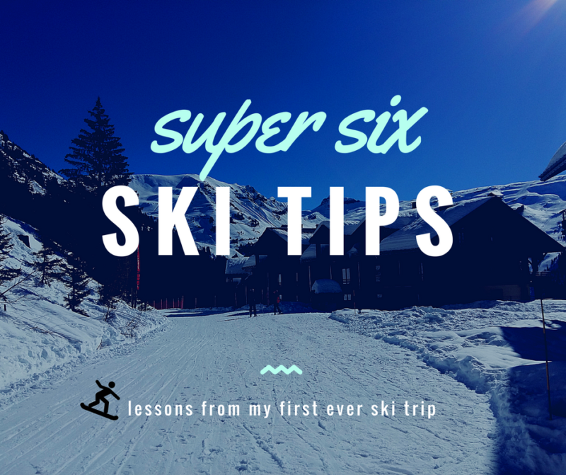 Ski tips: Super Six share their thoughts