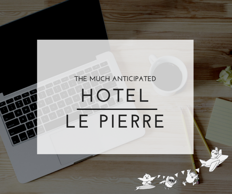 review hotel le pierre paris