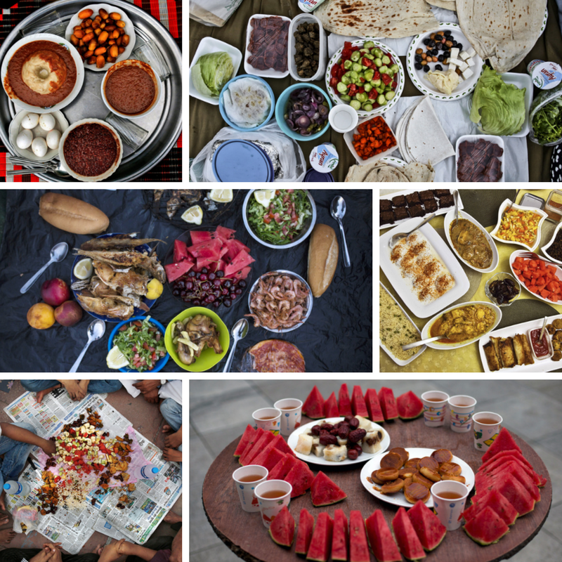 iftars from around the world