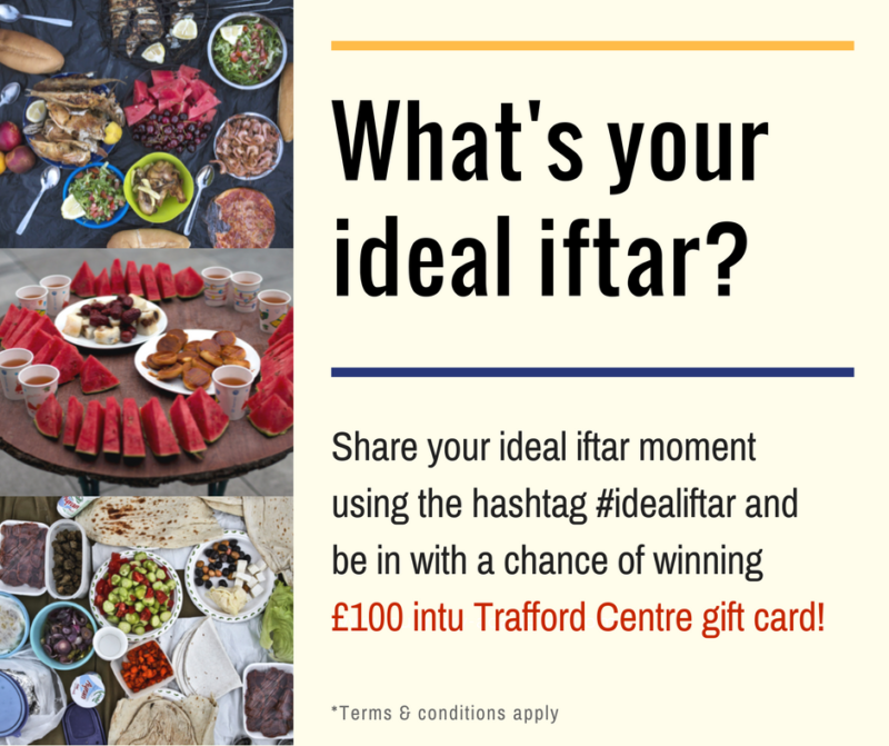 whats your ideal iftar? #idealiftar
