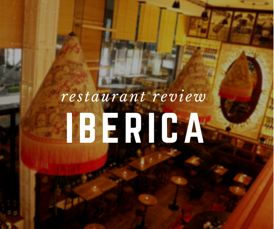 Iberica Manchester Review
