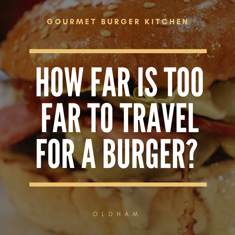 Review: Gourmet Burger Kitchen, Oldham