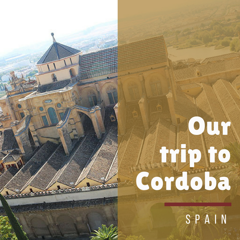 The end of the road: Our stay in Cordoba