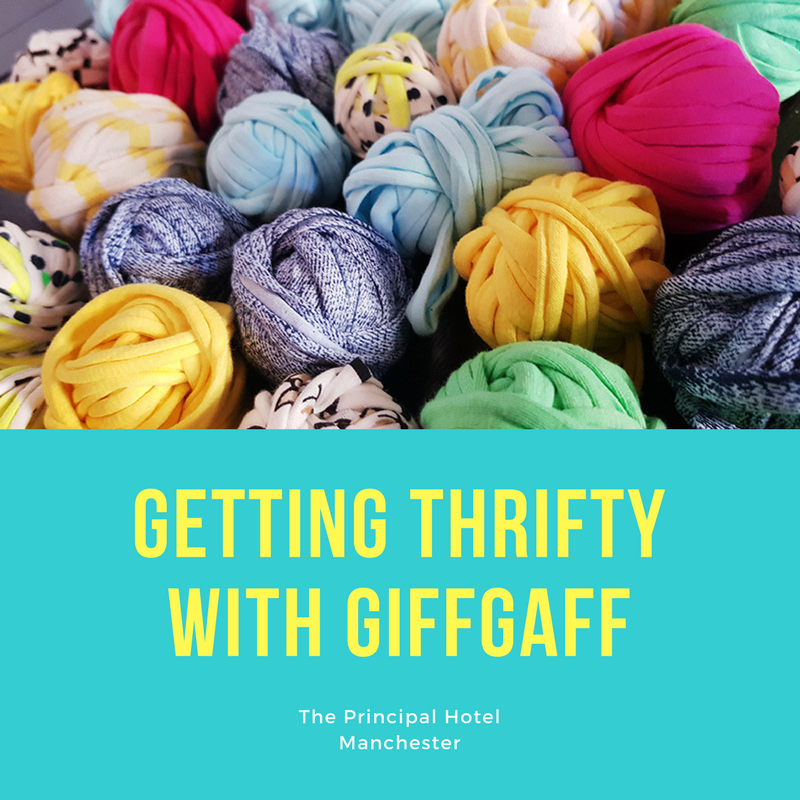 Thrifty living with Giff Gaff Money