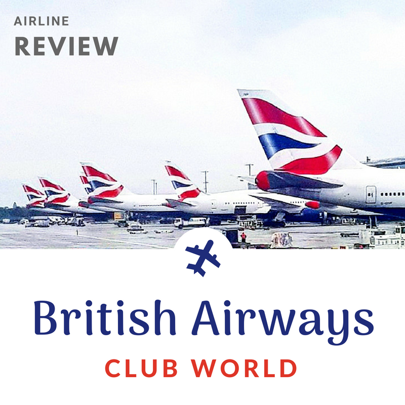 British Airways Club World review