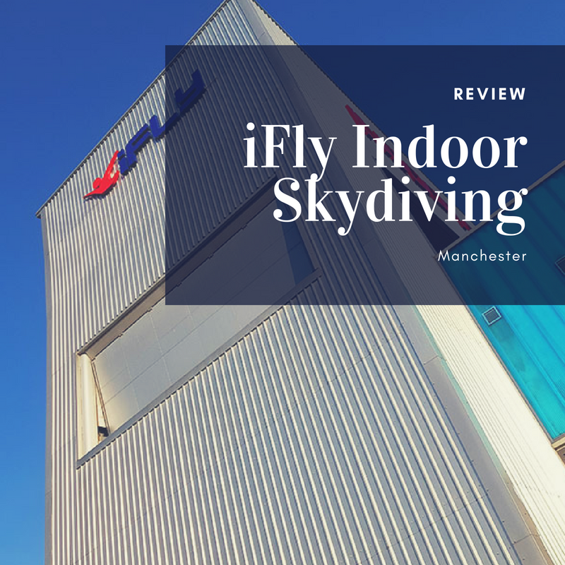 Review: iFly indoor skydiving Manchester