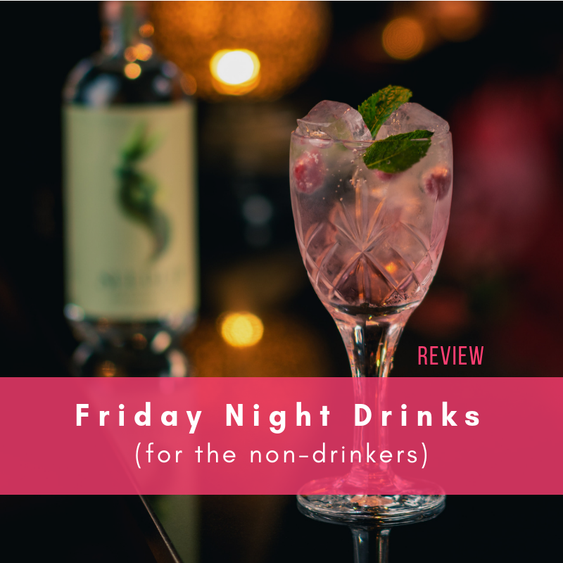 Review: An alcohol free night at BolliBar Manchester